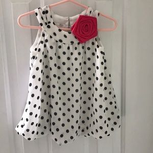 NEW! Baby girl dress